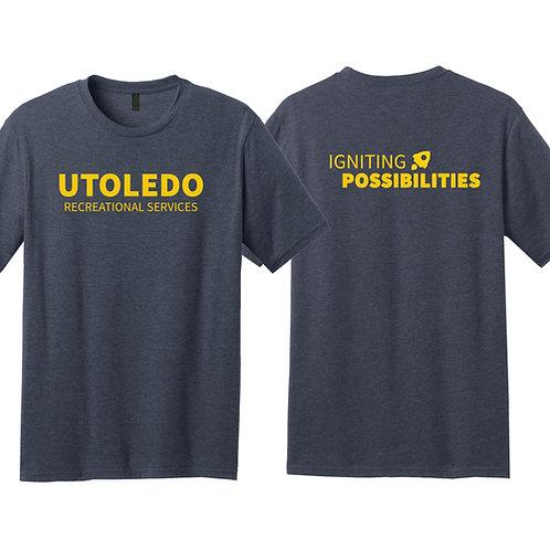 UT Rec - Igniting Possibilities Tee