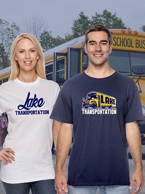 Lake Transportation Tee