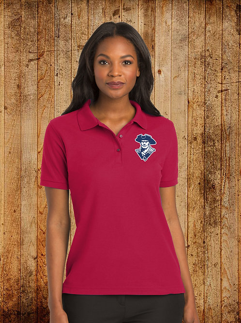 SLCS Spirit - Ladies Patriot Polo