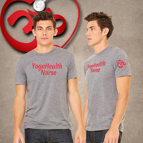 YogaHealth Nurse Unisex Tee