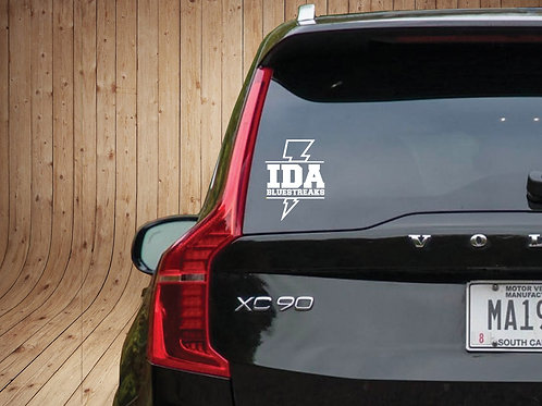 IDA Spirit - Indoor Outdoor Decal