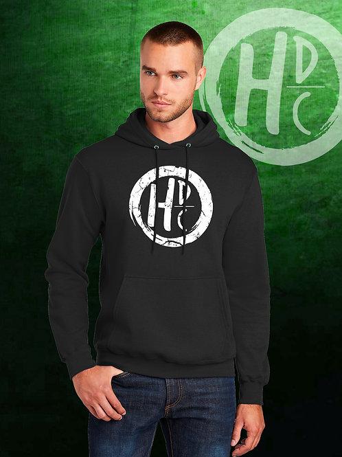 Haja Dance -  Distressed Pullover Hoodie