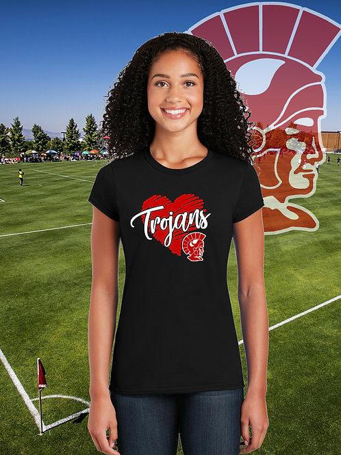 MHS Spirit - Ladies T-Shirt