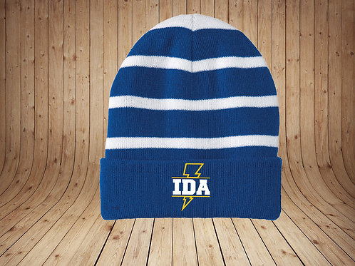 IDA Spirit - Striped Beanie