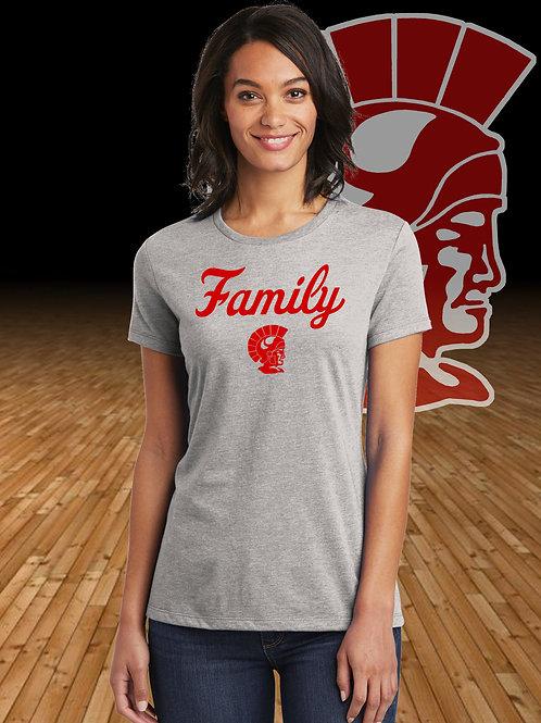 Ladies Trojan Family Concert T-Shirt