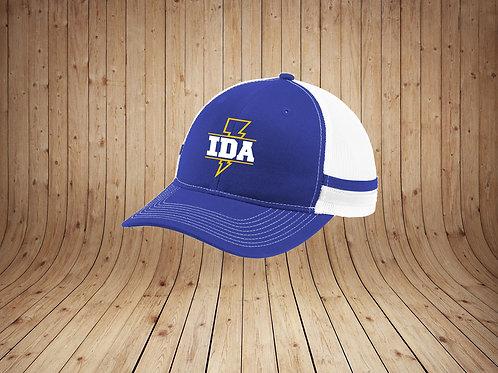 IDA Spirit - Two Stripe Snap Back Hat