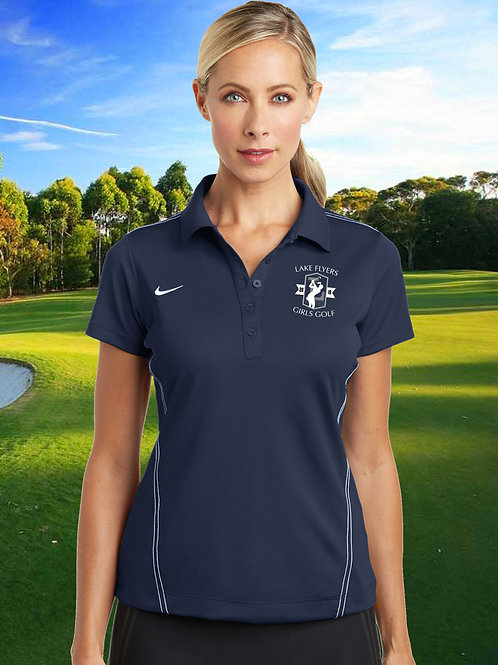 Lake Flyers Girls Golf - Women's Polo