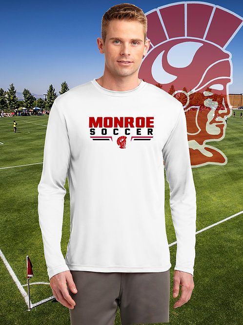 Monroe Soccer - Performance Long Sleeve T-Shirt