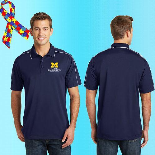 Men's Embroidered C.S. Mott Childrens Hospital Polo