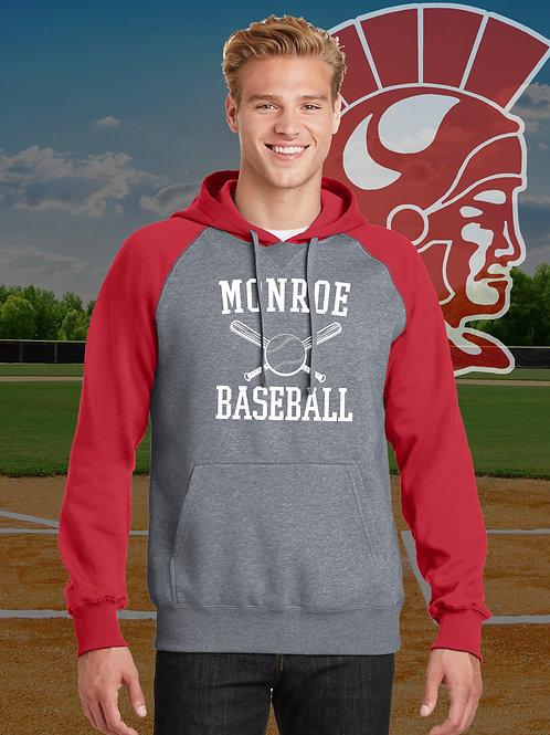 MHS Baseball - Raglan Hoodie