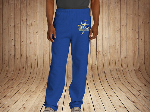 IDA Spirit - Open Bottom Sweat Pants