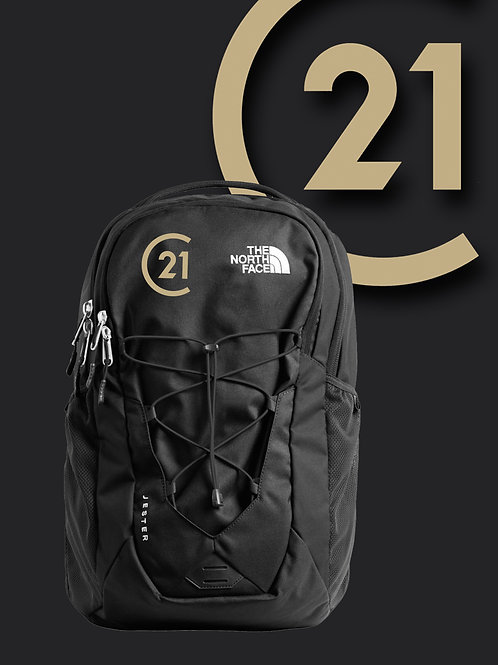 Men's North Face Embroidered Backpack