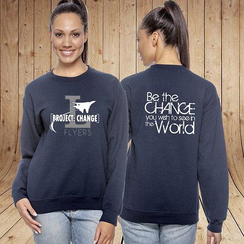 Project: Change Crew Neck Sweatshirt