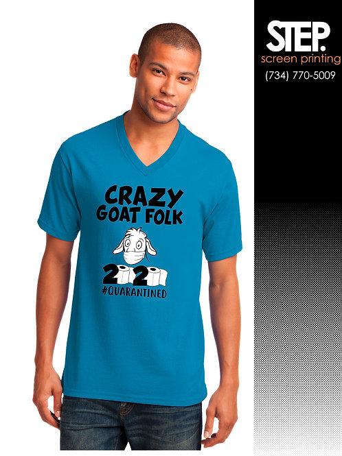 2020 Caprine Council V-Neck T-Shirt