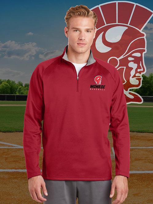 MHS Baseball - Embroidered Quarter Zip