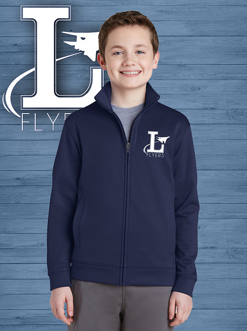 Youth Lake Sport Wick Fleece Jacket