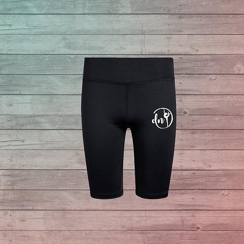 Dance Nation - Girl's Biker Shorts 2-Pack