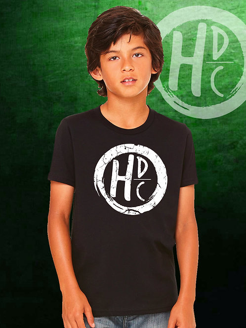Haja Dance - Youth Distressed Unisex HDC Tee