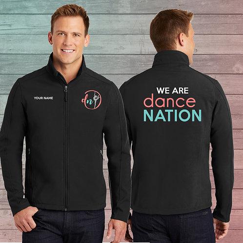 Dance Nation - Men's Softshell Jacket