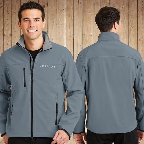 Men's Veritas Soft Shell Water Resistant Jacket