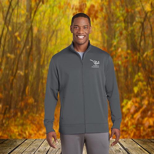 Men's Sport Wick Full Zip Fleece Jacket
