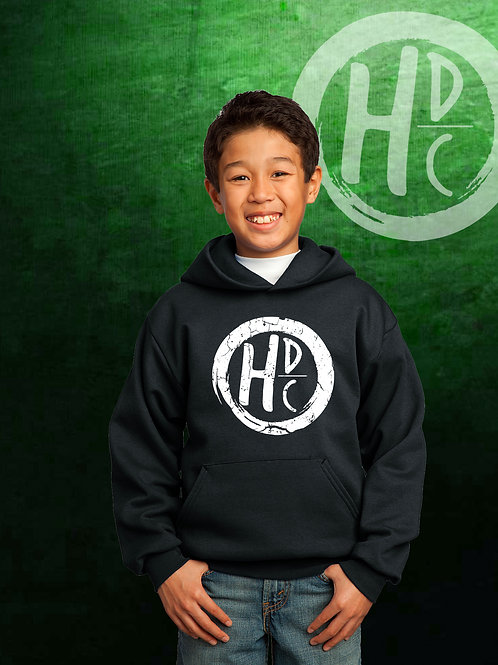 Haja Dance -  Youth Distressed Pullover Hoodie