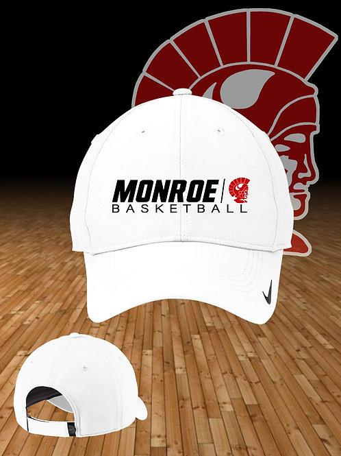 Monroe Basketball Nike Swoosh Legacy Cap