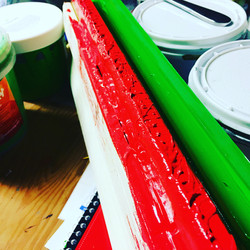 Christmas Time Squeegees