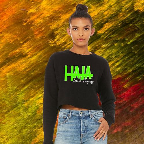 Ladies Haja Crop Fleece