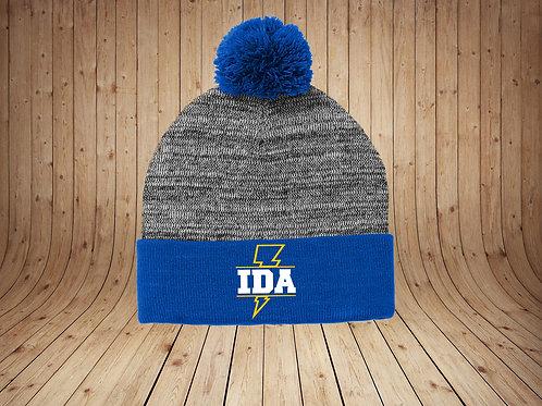 IDA Spirit - Pom Knit Hat