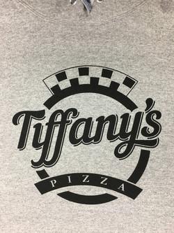 Tiffany's Sport Gray Hoodie