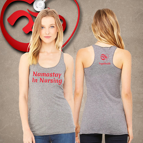 Namastay In Nursing Tank