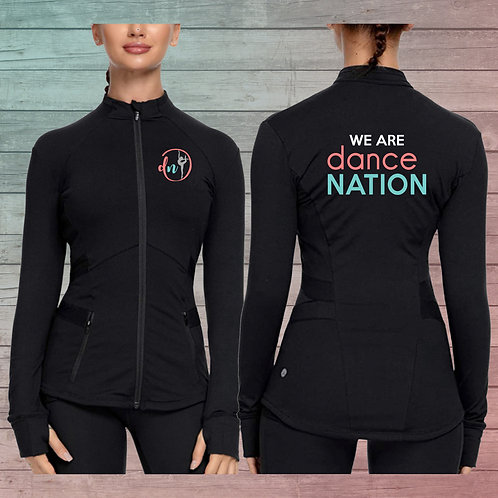 Dance Nation - Warm-Up Jacket