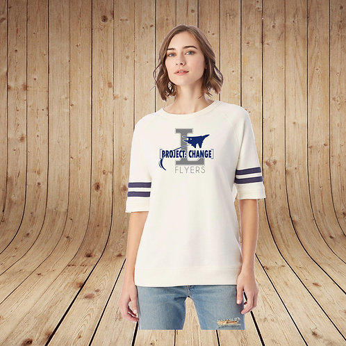 Ladies French Terry Tee
