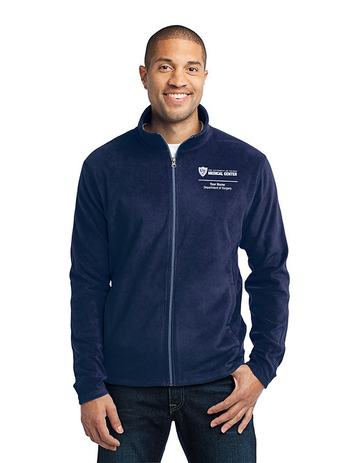 UTMC Surgery - Full Zip Fleece