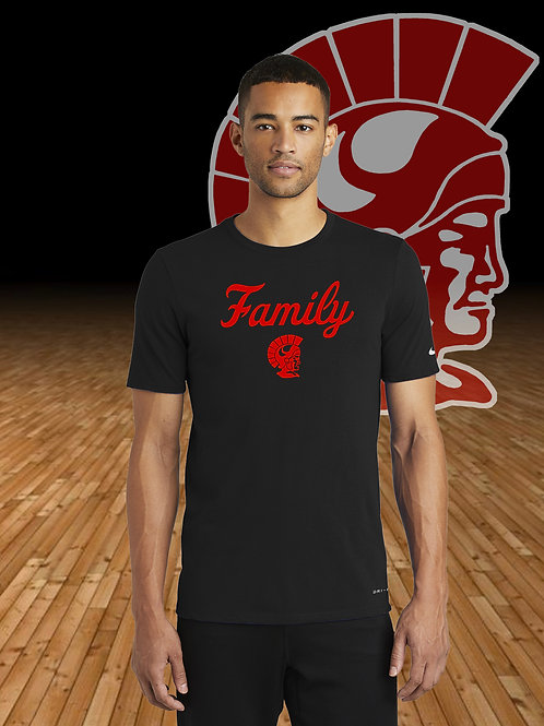 Nike Trojan Family Dri-FIT Tee