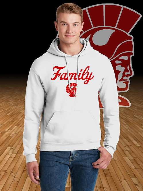 Trojan Family Pullover Hoodie