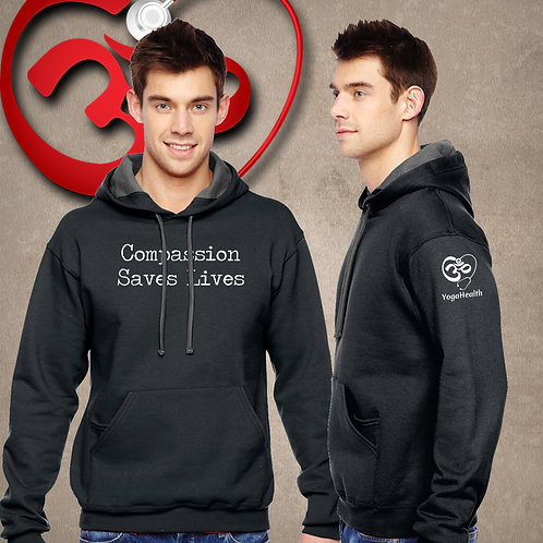 Compassion Saves Lives Hoodie