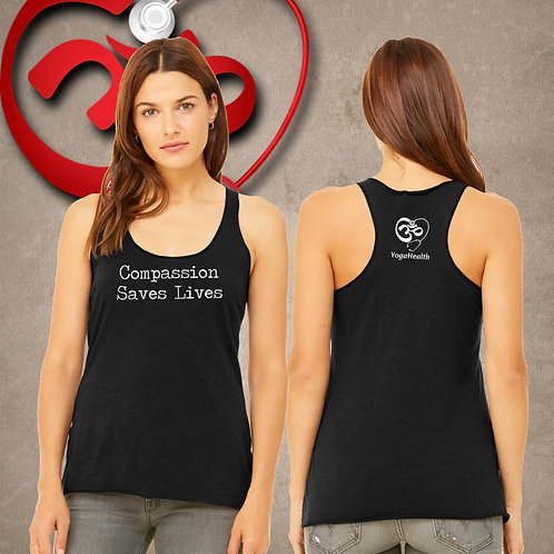 Compassion Saves Lives Tank