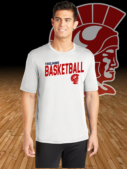 Monroe Basketball Moisture Wicking T-Shirt