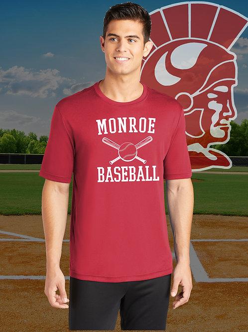 MHS Baseball - Performance T-Shirt