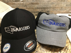 Jigmasters Hat Embroidery