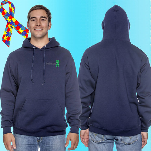 Extended Size 8 CAP Hoodie
