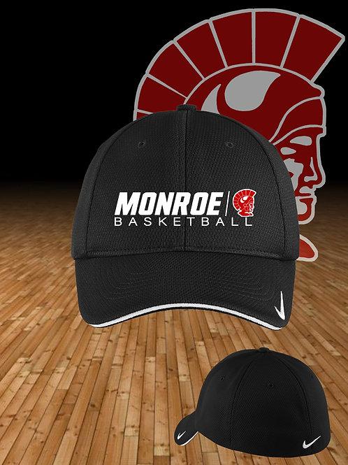 Monroe Basketball Nike Sandwich Bill Cap