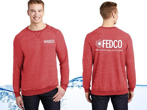 FEDCO Crew Neck Snow Fleece