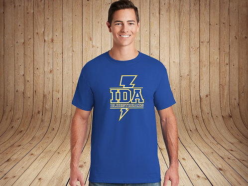 IDA Spirit - Short Sleeve Tee