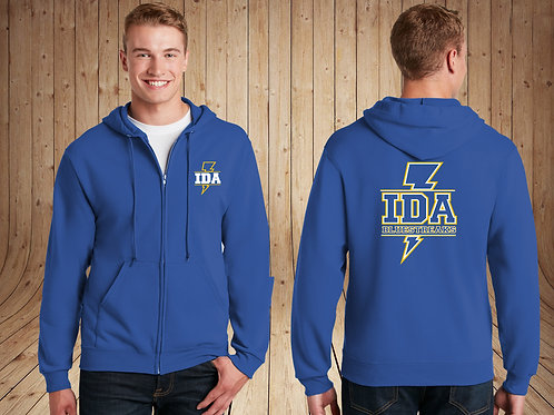 IDA Spirit - Zip Hoodie