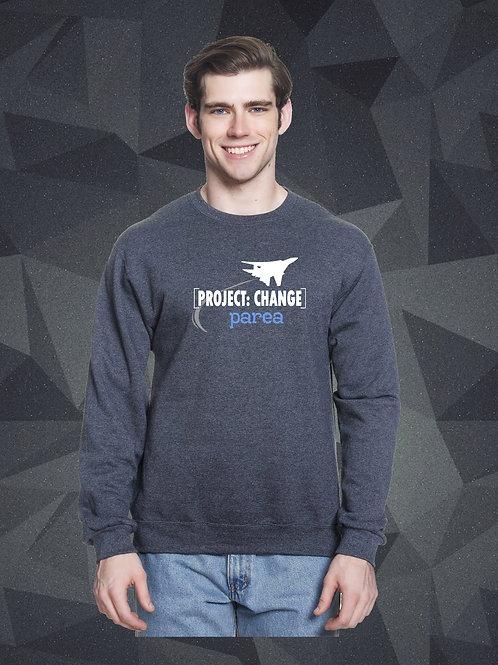 PROJECT: CHANGE PAREA Crewneck Sweatshirt