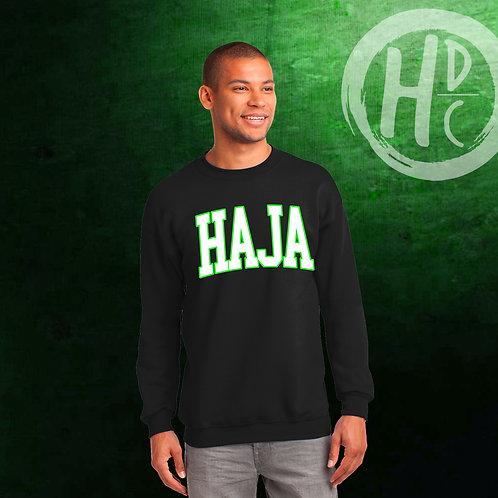 Haja Dance - Collegiate Crewneck Sweatshirt