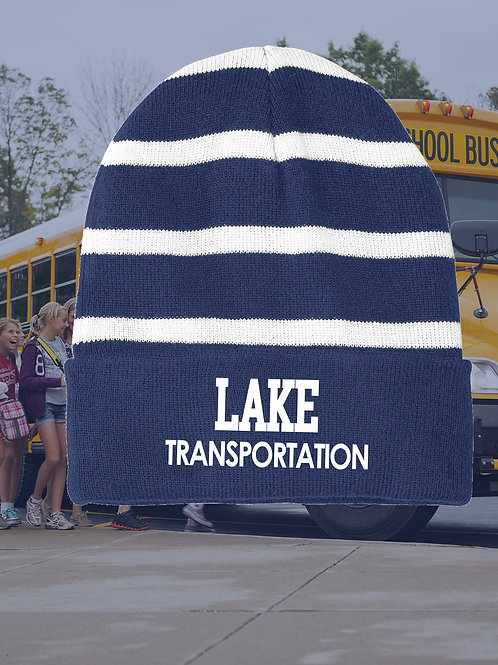 Lake Transportation Beanie